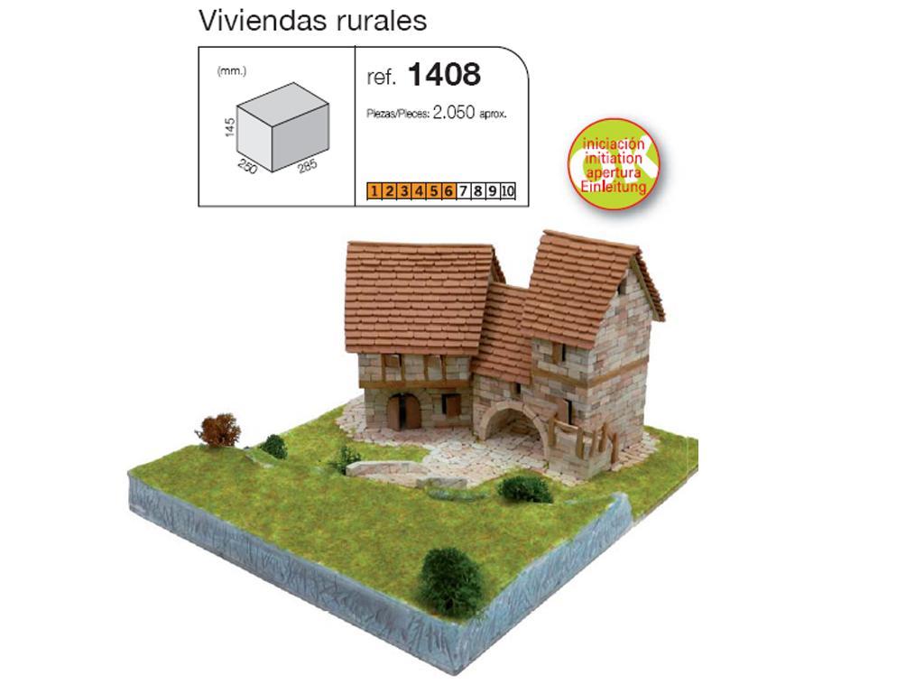 Viviendas rurales (Vista 2)