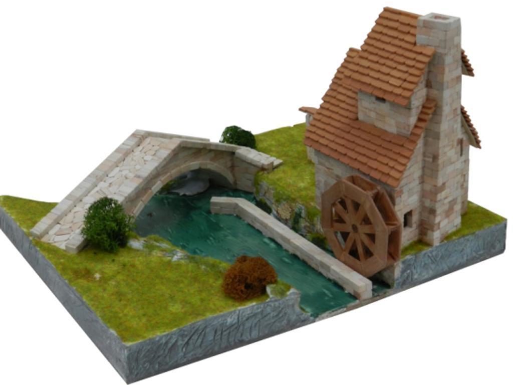 Forja con puente (Vista 5)