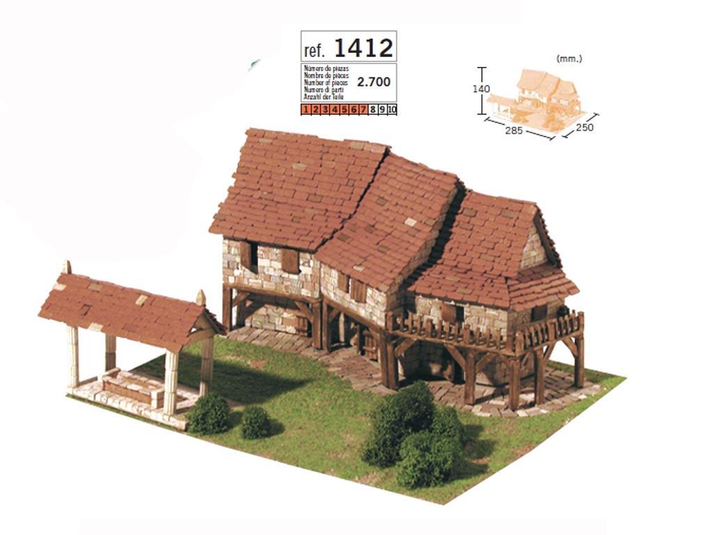 Casas rurales (Vista 3)