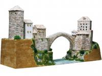 Puente de Mostar-Mostar - Bosnia Herzego (Vista 6)