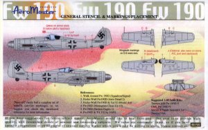 Late Doras, Fw-190 D-9, Pt II - A/cfrom  (Vista 2)