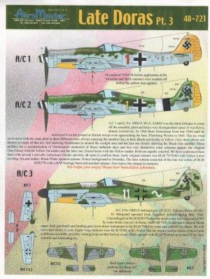 Late Doras, Pt III (FW-190D-9)  (Vista 1)