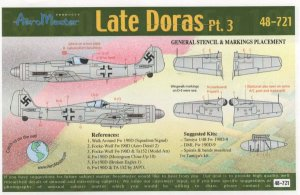 Late Doras, Pt III (FW-190D-9)  (Vista 2)