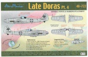 Late Doras, Pt IV (FW-190D-9)  (Vista 2)