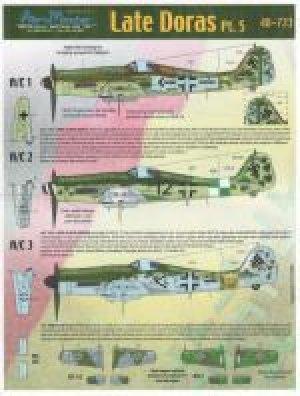 Late Doras, Pt V (FW-190D-9)  (Vista 1)