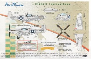 The 55 Fighter Group at war, P-51 Mustan  (Vista 2)