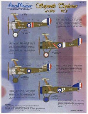 Sopwith Triplanes at war, Pt 2  (Vista 1)
