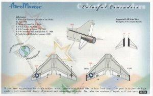Colorful Crusaders, F-8s, Pt VIII - A/C  (Vista 2)