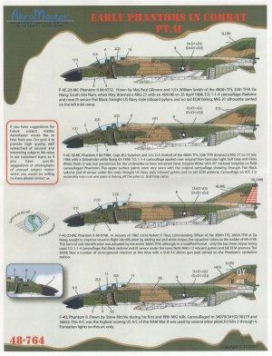 Early Phantoms in Combat, Pt II (F-4 Pha  (Vista 1)