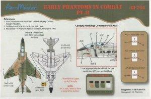 Early Phantoms in Combat, Pt II (F-4 Pha  (Vista 2)