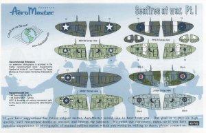Seafires At War, Pt I (Seafire Mk IIc, I  (Vista 2)