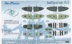 Seafires At War, Pt II (Seafire Mk.L.IIc  (Vista 2)