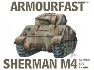U.S. M4 Sherman Tank   (Vista 1)