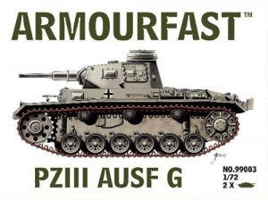 German Panzer III Ausf.G  (Vista 1)