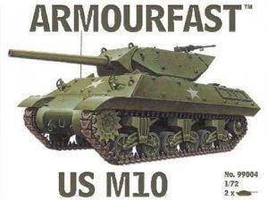 U.S. M10 Tank destroyer   (Vista 1)