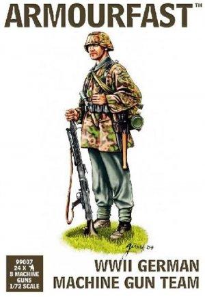 Infanteria alemana Seccion ametralladora  (Vista 1)