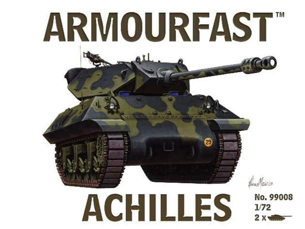 U.S. Achilles Tank destroyer
