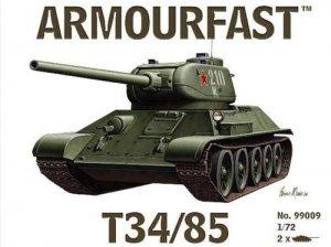 T-34/85 Russian Tank (x2)  (Vista 1)