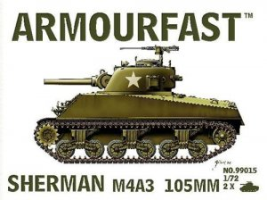 U.S. M4 A3 Sherman 105mm