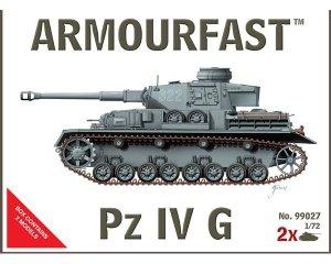 German PzIV Ausf. G  (Vista 1)