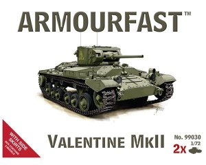 Valentine Mk II  (Vista 1)