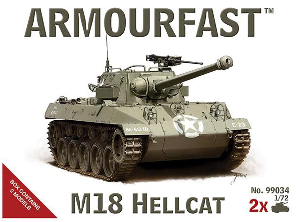 M18 Hellcat (Vista 1)