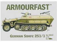 German Sdkfz 251/1  (Vista 2)