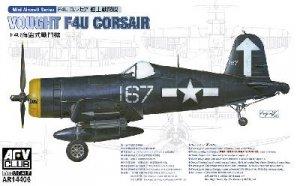 Vought  F4U-1/1A/1C/1D   (Vista 1)