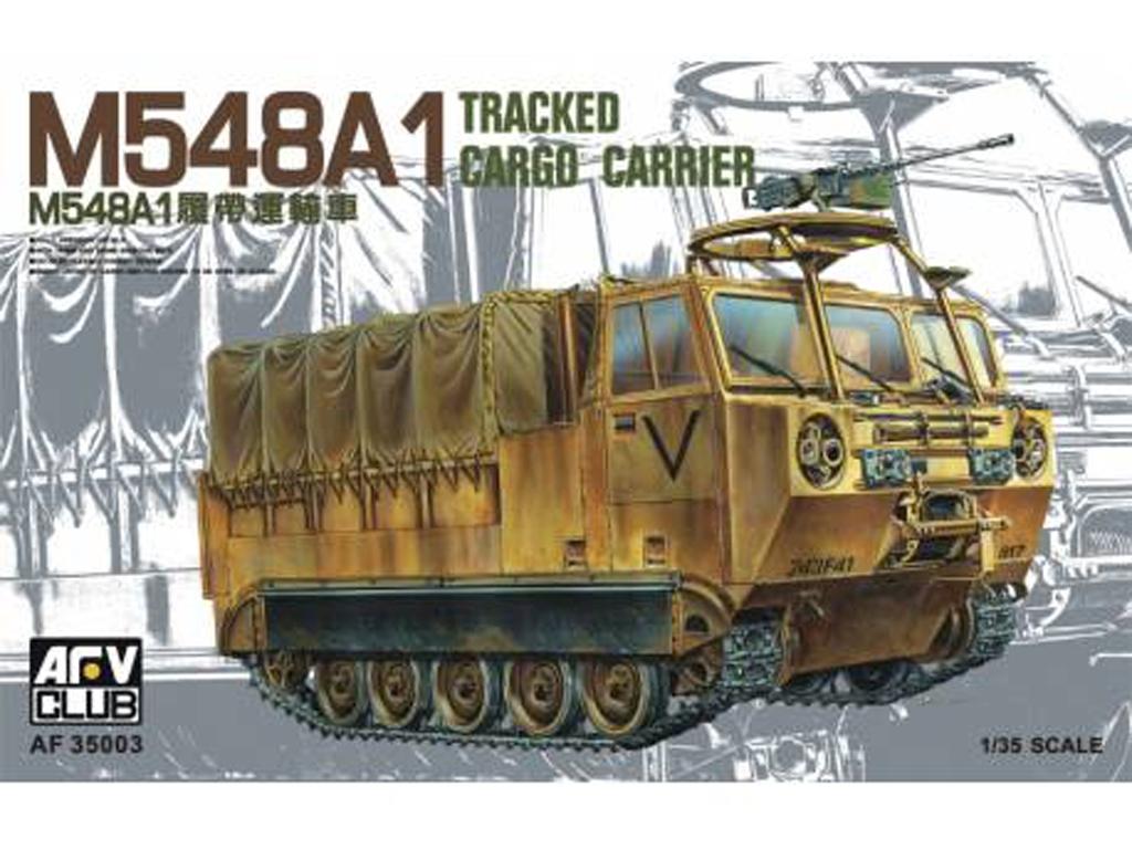 Tractor USA M548A1 - Ref.: AFVC-35003