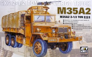 Camión M35A2  (Vista 1)