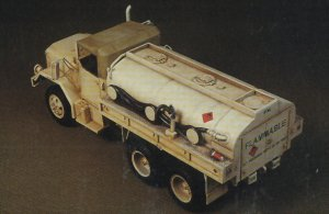 M49A2C Fuel Truck  (Vista 3)
