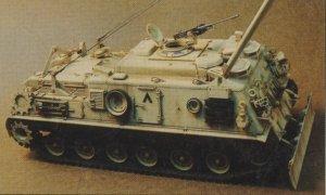 Vehiculo USA de recuperación M88 A1   (Vista 3)