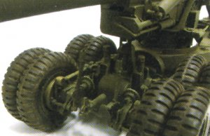M59 155mm Long Tom  (Vista 5)