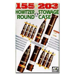 Cajas y Municion Obús 155mm & 203mm  (Vista 1)