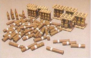 Cajas y Municion Obús 155mm & 203mm  (Vista 2)