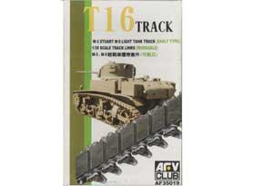 Cadenas para M-3 STUART y M-5 Ligth Tank  (Vista 1)