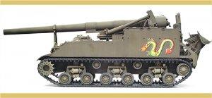 M40 SPG 155mm Gun Motor Carriage  (Vista 3)