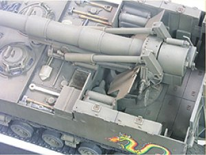 M40 SPG 155mm Gun Motor Carriage  (Vista 4)