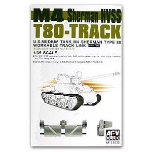 Cadenas M4 Sherman HVSS T80 - Ref.: AFVC-35032
