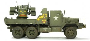 US M35A1 Quad-.50 Gun Truck  (Vista 2)