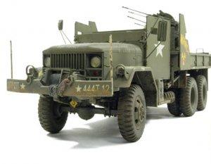 US M35A1 Quad-.50 Gun Truck  (Vista 3)