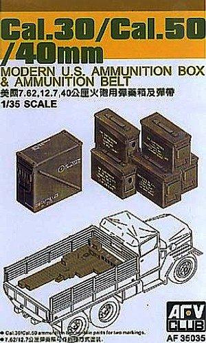 Cajas de municion cal. 30/ CAL.50/40mm  (Vista 1)