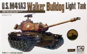 M41A3 Walker Bulldog
