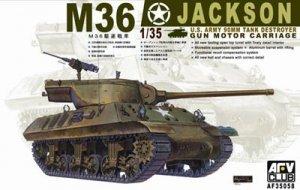 M36 Jackson Tank Destroyer - Ref.: AFVC-35058