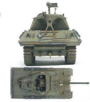 M36 Jackson Tank Destroyer  (Vista 2)