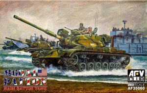 M60A1 Patton Main Battle Tank  (Vista 1)