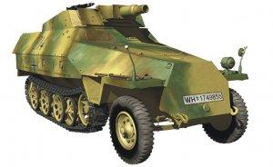 German 251/9 AuSF.D  (Vista 2)
