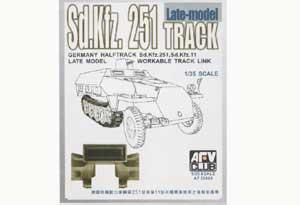 Cadenas para Sd.Kfz.251 ultima versión - Ref.: AFVC-35069
