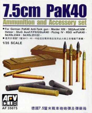 Municion para Pack 40 - Ref.: AFVC-35075