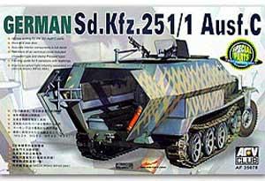 Sd. Kfz. 251/1 Ausf C - Ref.: AFVC-35078